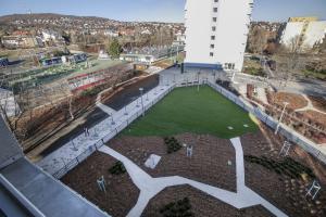 A Gazdagréti tér megújítása